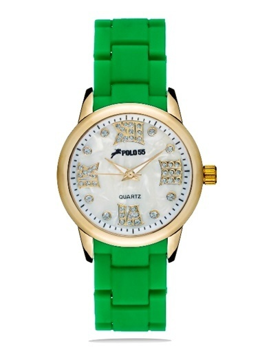 Polo55 Saat Yeşil